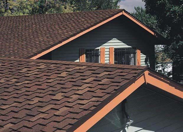 Конструктивные схемы двускатных крыш