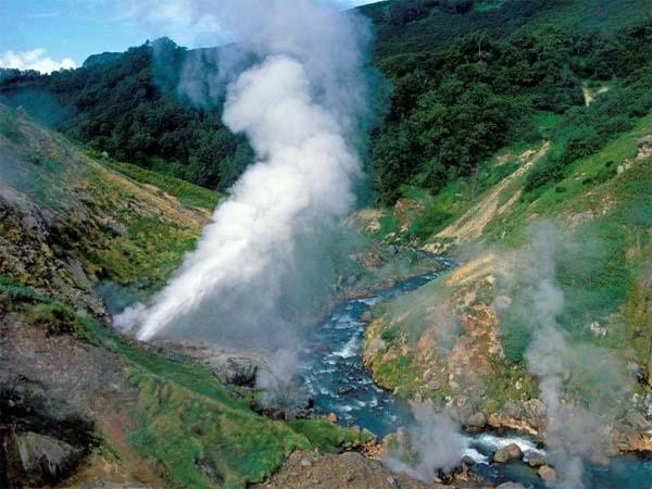 Долина гейзеров сменила имидж
