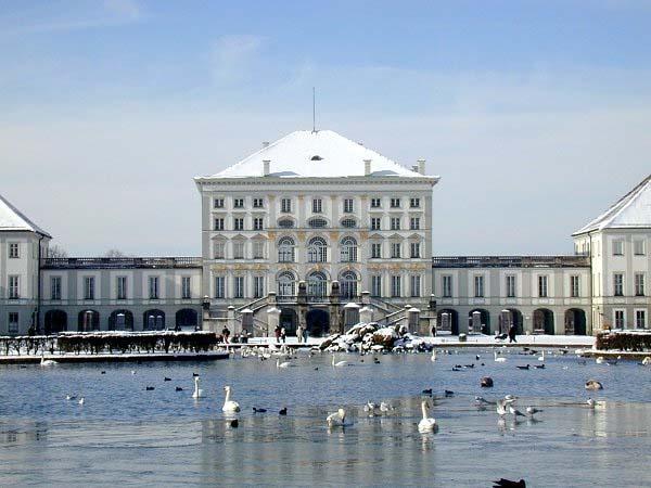 Дворец Нимфенбург – жемчужина Мюнхена