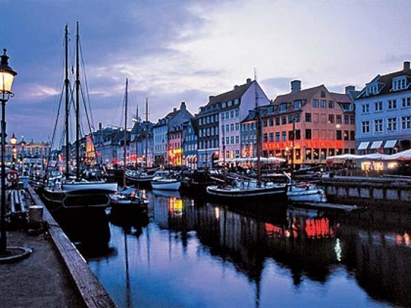 Копенгаген – великий и сказочный