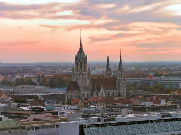 Мюнхен - гордость Баварии