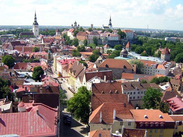 Таллин – холеное чудо Прибалтики