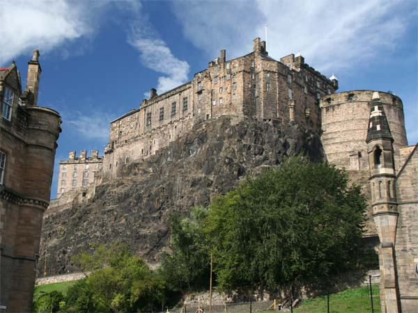 Сердце Шотландии – Эдинбургская крепость