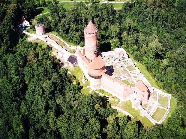 Сигулда – жемчужина Латвии