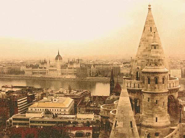 Старый Будапешт