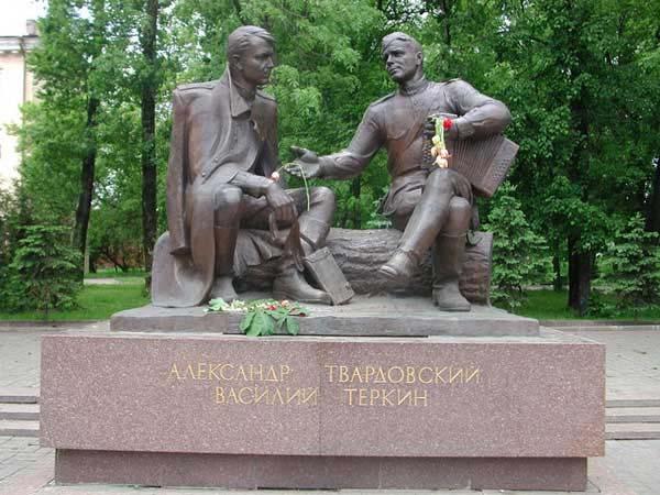 Памятники Смоленска