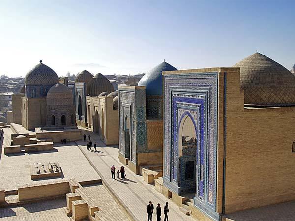 Самарканд – столица империи Тамерлана