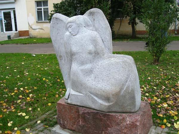 Скульптура Смоленска