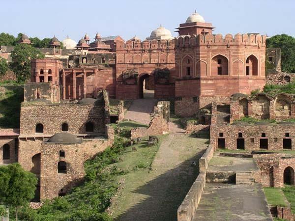 Красный форт индийской столицы