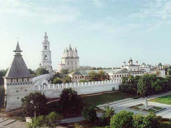 Памятники архитектуры 16 века