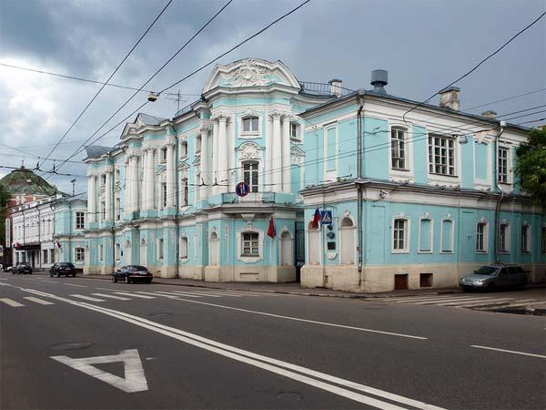 Памятники архитектуры 18 века