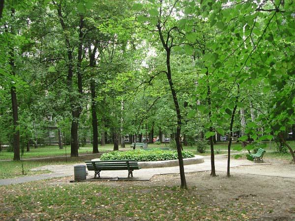 Парки Харькова