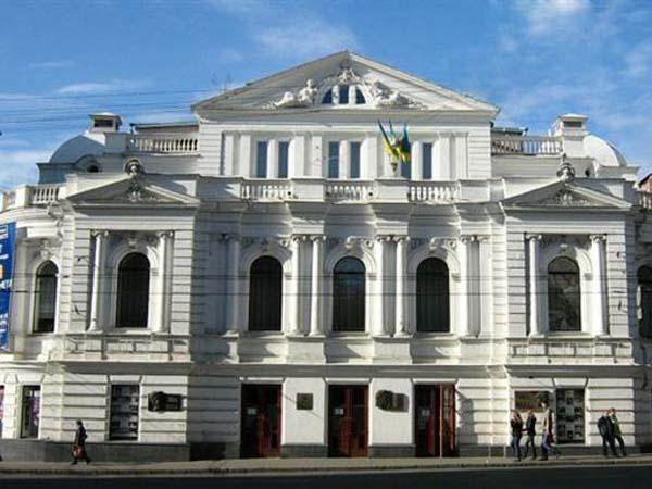 Театры Харькова