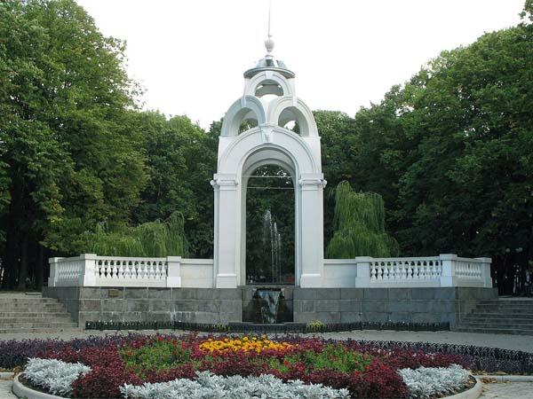 Достопримечательности города Харькова