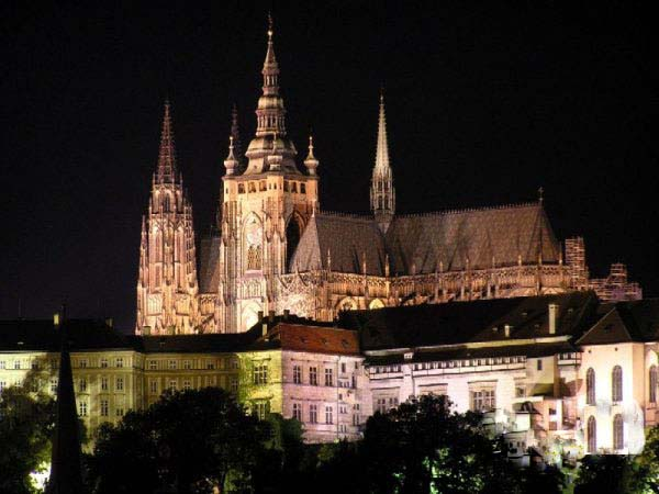 Европейские памятники архитектуры