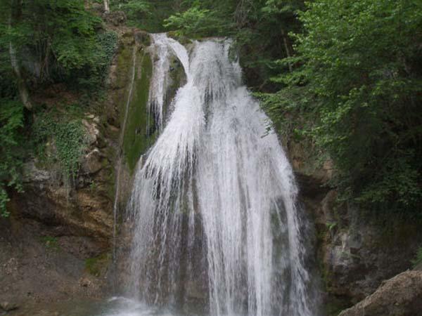 Памятники природы Алушты
