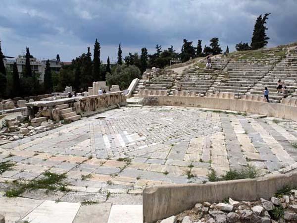 Памятники архитектуры Древней Греции