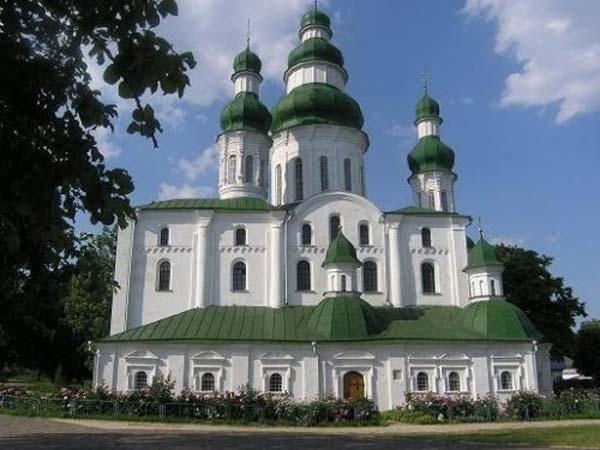 Памятники архитектуры Древней Руси