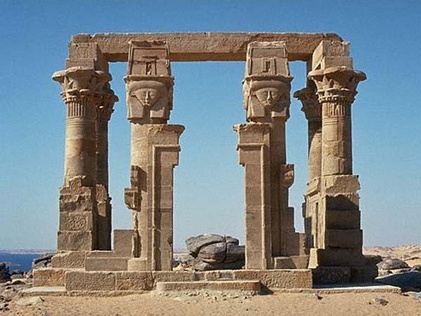 Памятники древней архитектуры