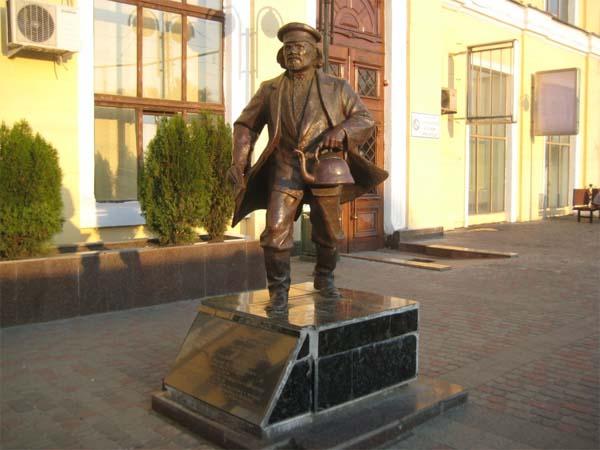 Скульптура Харькова