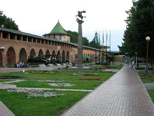 Архитектура Нижнего Новгорода