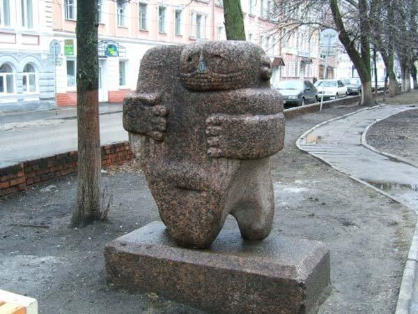 Скульптура Твери
