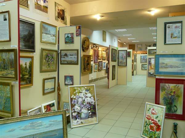 Галерея Нижнего Новгорода