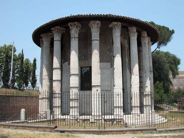 Памятники архитектуры Древнего Рима