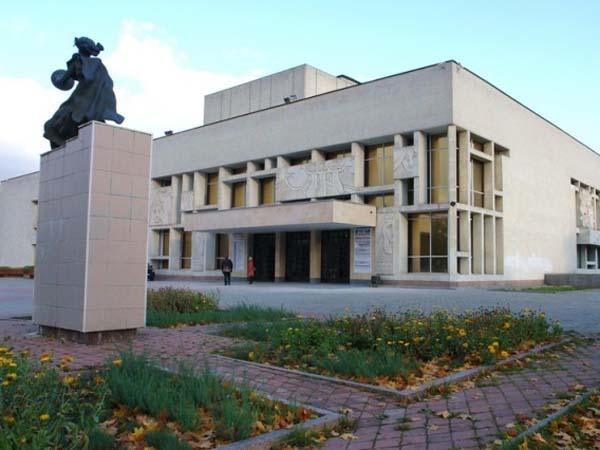 Театры Вологды