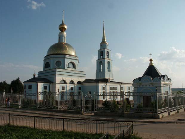 Архитектура Малоярославца