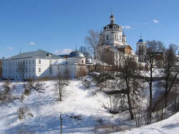Монастыри Малоярославца