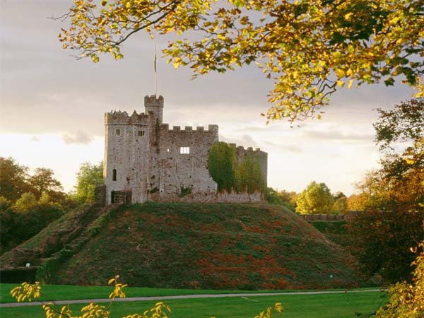 Памятники архитектуры Англии