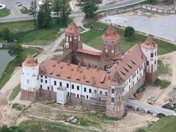 Памятники архитектуры Белоруссии
