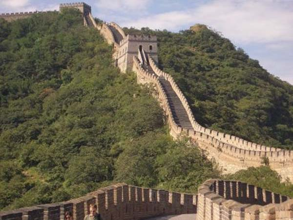 Памятники архитектуры Древнего Китая