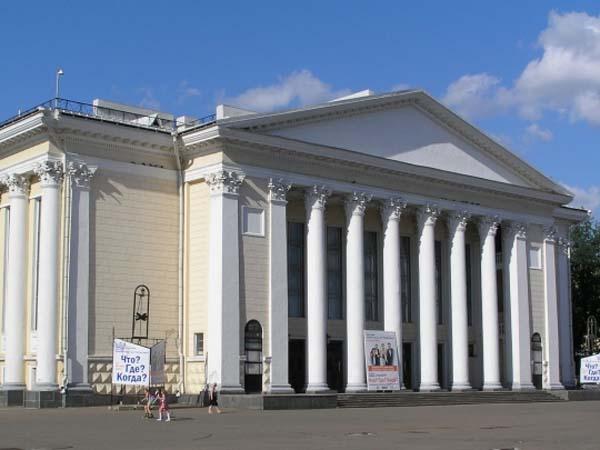 Памятники архитектуры Кирова