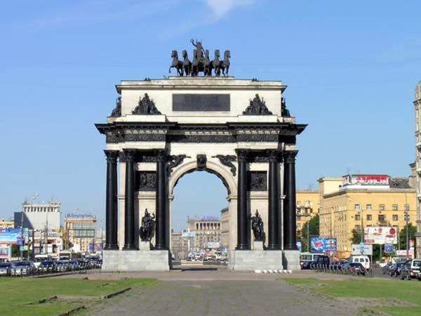 Памятники Москвы, посвященные войне 1812 года