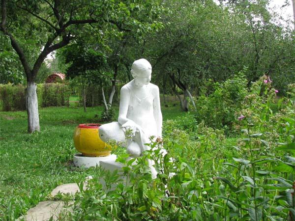 Скульптура Рязани