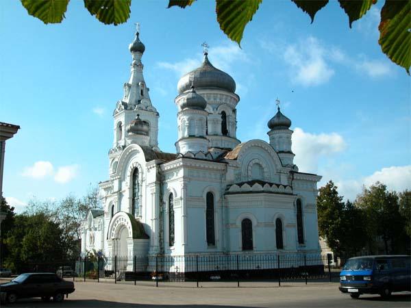 Храмы Малоярославца