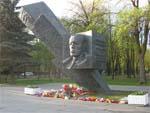 Памятник Карбышеву в Москве