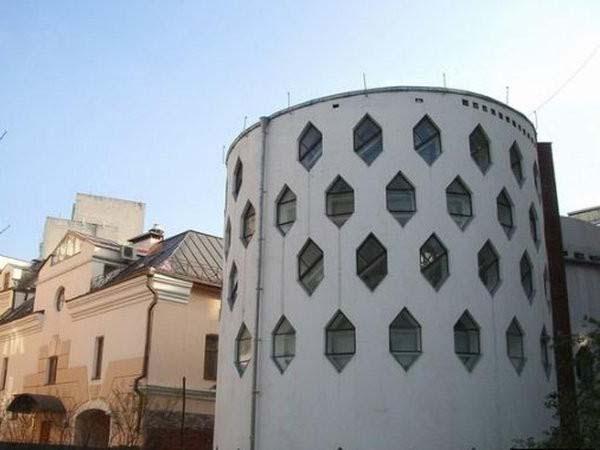 Дом Мельникова перед угрозой промерзания