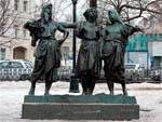 Памятник песне в Москве