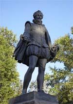 Памятник Сервантесу в Москве