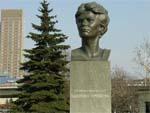 Памятник Терешковой в Москве