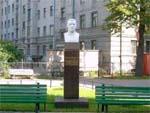 Памятник Турнеру в Москве