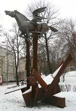 Памятник интеллигенции
