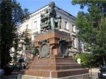 Памятник врачу Н.И. Пирогову