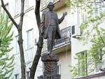 Памятник писателю Шолом-Алейхему