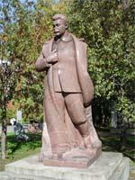 Памятник Сталину в Музеоне