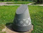 Закладной камень Андерсену в Москве