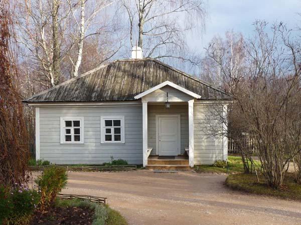 Дом-музей Пушкина